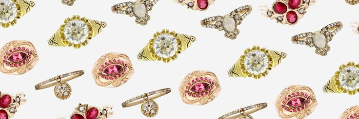Unique Engagement Rings: Non-Traditional Styles For The Alternative Bride