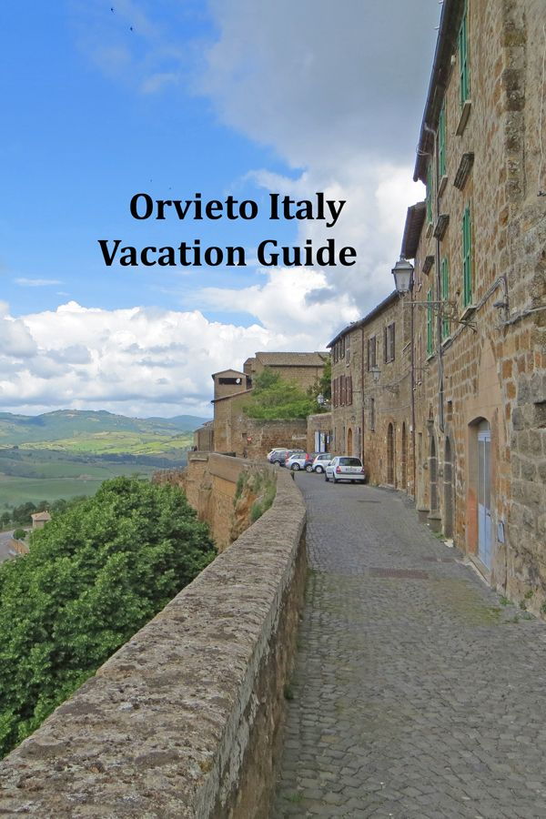 Orvieto Italy landmarks, tourist attractions, museums, bus, funicular and train station information.  #Orvieto #Umbria #Italy #travel