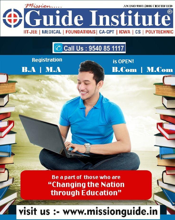 B.A | M.A | B.Com | M.Com  Classes At +MissionGuideInstitute Delhi  Call : 9540-85-1117 #Ba #Bcom #Coaching Classes at #Bhajanpura #Physics #Chemistry #Biology #Maths #Coaching #coachinginstitutebhjanpura #English #Maths #Science #HIndi #SocialScience #EnglishSpeaking #Bhajanpura #Mustafabad #SherpurChwok #KarawalNagar #BestInstituteinDelhi #BestCoachingInstituteinBhajanpuraDelhi #BestCoachingInstituteInMustafabadDelhi #BestCoachingInstituteInKarawalNagarDelhi…