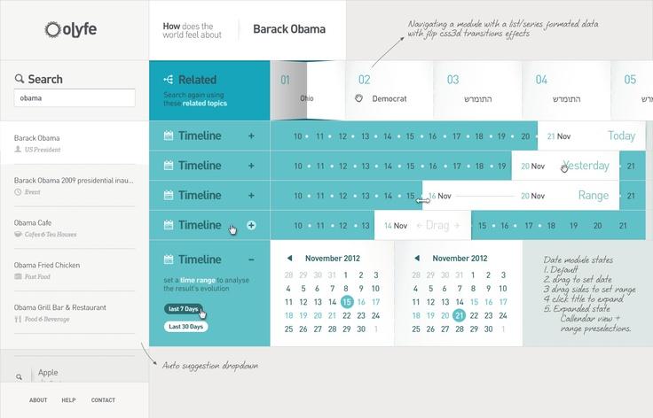 olyfe module - #calendar #agenda #time