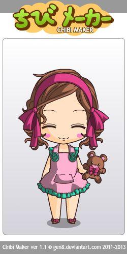 Chibi girl [adorabile]