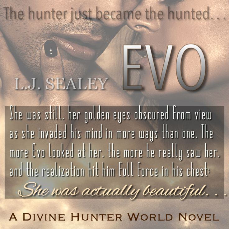 EVO - A Divine Hunter World Novel  COMING SOON  Divine Hunter #2.5 or can be read as a standalone.