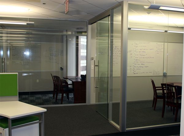 Demountable Office Partitions... What's Driving the Need?