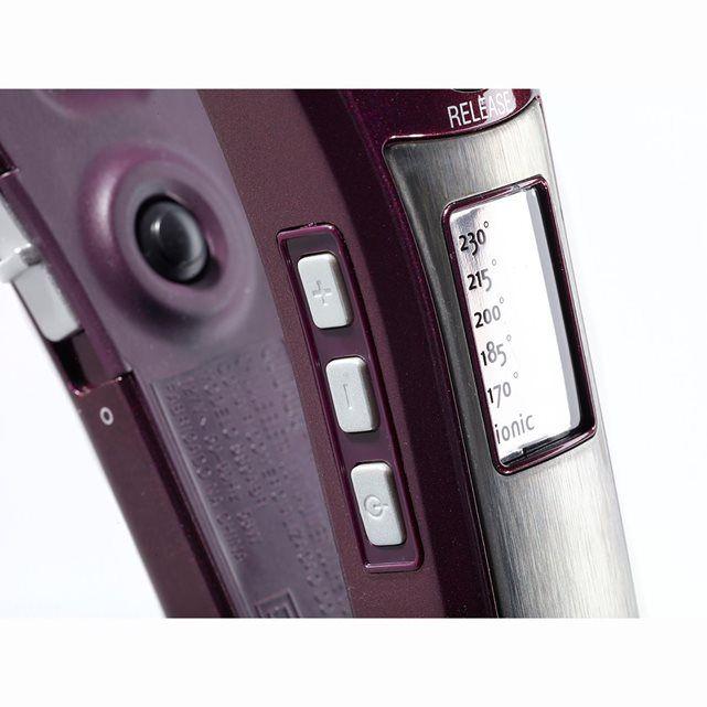 Lisseur Vapeur ST395E IPro 230 Titanium - BABYLISS BABYLISS
