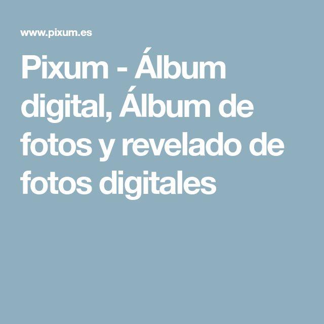 Pixum - Álbum digital, Álbum de fotos y revelado de fotos digitales