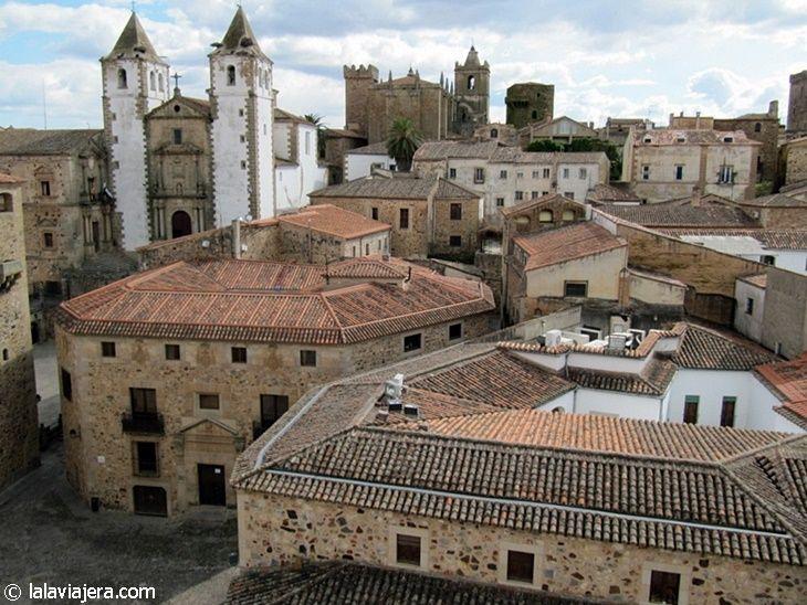 Cáceres, una de las ciudades españolas Patrimonio de la Humanidad