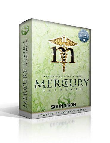 Mercury Elements - Player Edition – Soundiron