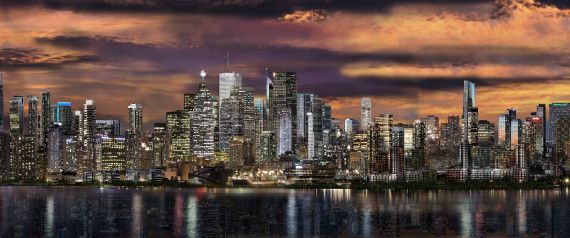 Toronto Skyline Is Going To Look Insane (PHOTO)