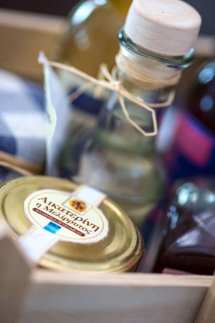Greek honey, Greek tsipouro - homemade, bio certified www.paphotels.com
