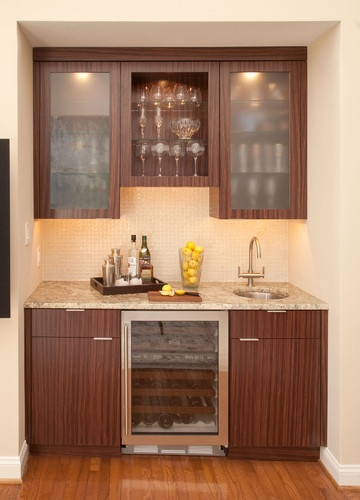 Small Wet Bar Design, Pictures, Remodel, Decor And Ideas   Page 4
