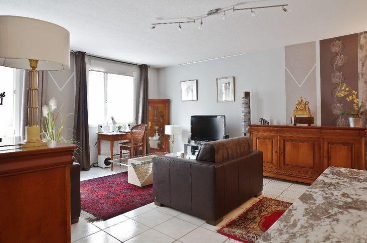 Appartement, 58.65 m² T-2 à acheter à Lyon 8 pour 239000 € avec ORPI