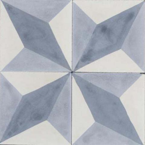 Grey Otura Tile | Bert & May