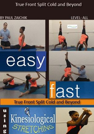 Gymnastics Splits, Cold Splits, Oversplits and Beyond Splits