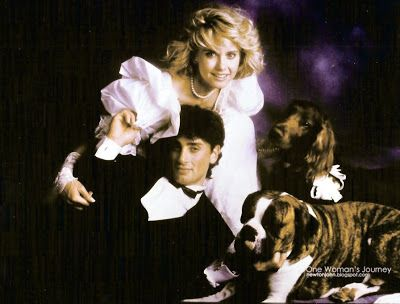 Olivia newton john wedding