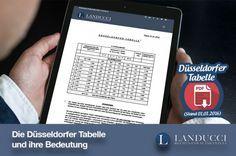 Die Düsseldorfer Tabelle und ihre Bedeutung