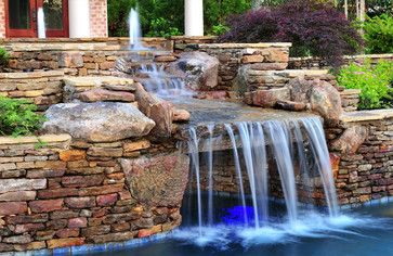 1000 ideas about natural backyard pools on pinterest for Pool design 974