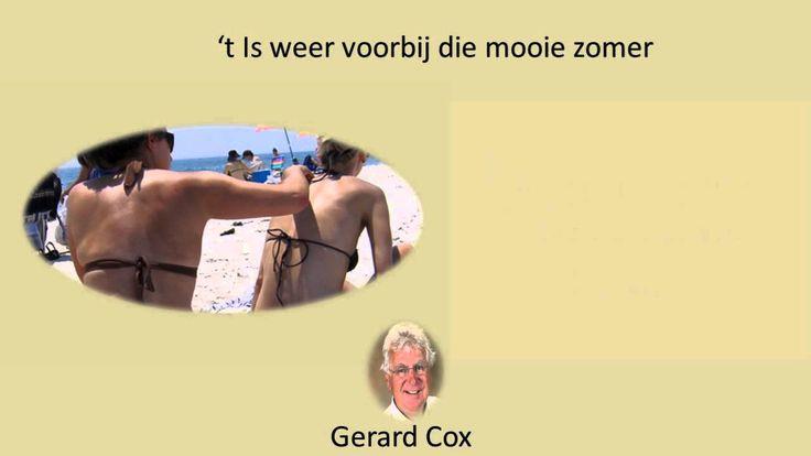 Gerard Cox  -  Mooie Zomer, Is het al weer voorbij ?