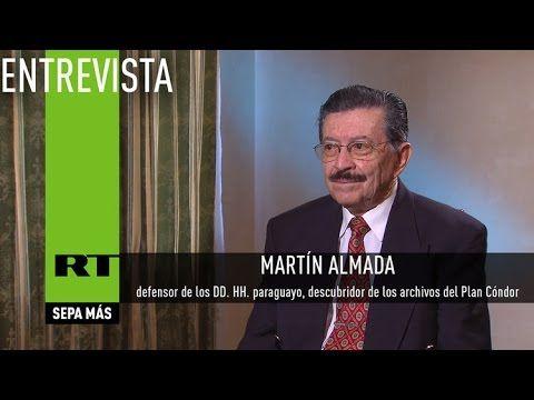 """Descubridor paraguayo de los archivos del Plan Cóndor: """"El 'Cóndor' sigue volando en América Latina""""- Videos de RT"""
