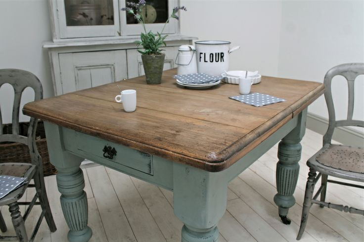 Perfect Upcycling Table Legs   Distressed Antique Farmhouse Kitchen Table   For Sale    Distressed But ...   Letu0027s Use It Again!!!   Pinterest   Farmhouse Kitchen  ...