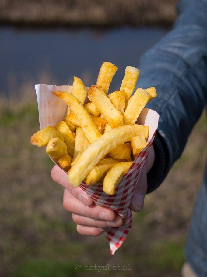 Zelf friet maken / How to make fries Photography + Styling : © Gitta for www.tastyshot.nl