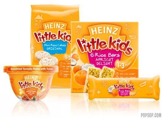 Heinz Little Kids