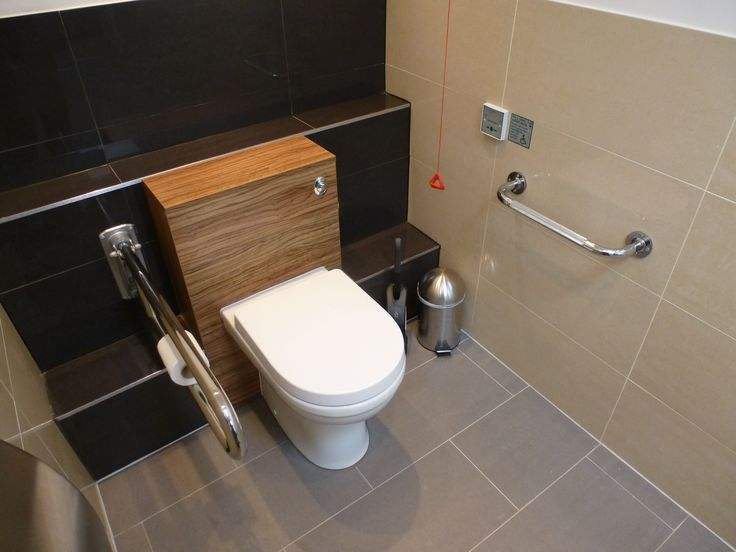 37 best images about design for disabled on pinterest toilets tropical bedrooms and bespoke - Bagni disabili esempi ...
