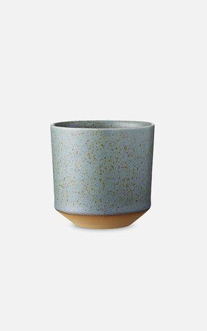 Tone Cup (Dark Turquoise & Sienna )