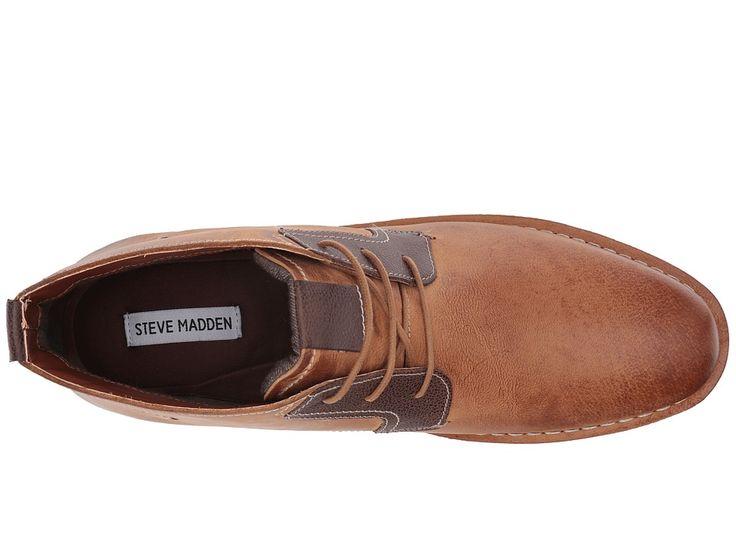 Steve Madden Herrin Men's Boots Tan