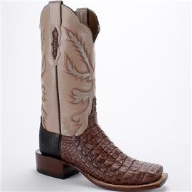 Lucchese Hornback Caiman Boots. Lust.