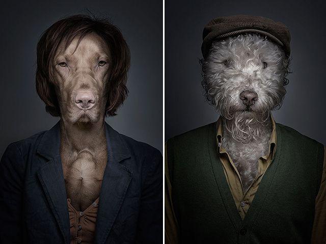 The Underdogs  Swiss photographer Sebastian Magnani