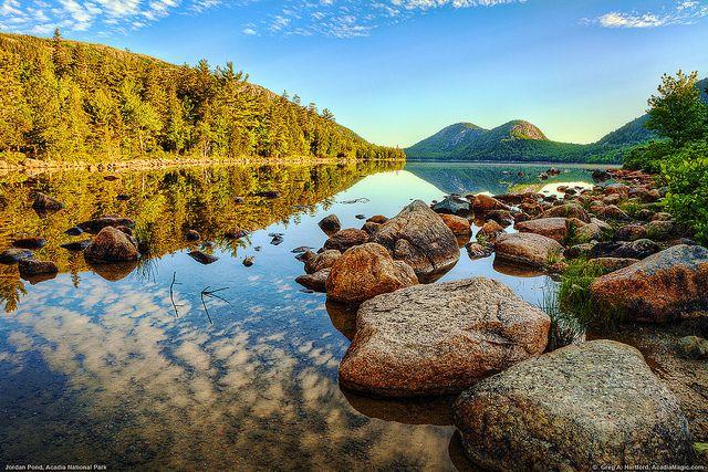 Jordan Pond, Acadia National Park | Flickr - Photo Sharing!