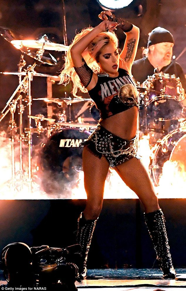 Heading to the desert: Lady Gaga will headline both weekends at Coachella, replacing pregn...