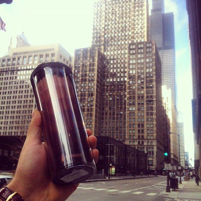 Большие города! Большие мечты! #КофейныеПутешествия с #Termogo только начинаются!   #кофейныеистории #coffeeTravel #worldtravel #aroundtheworld #кофе