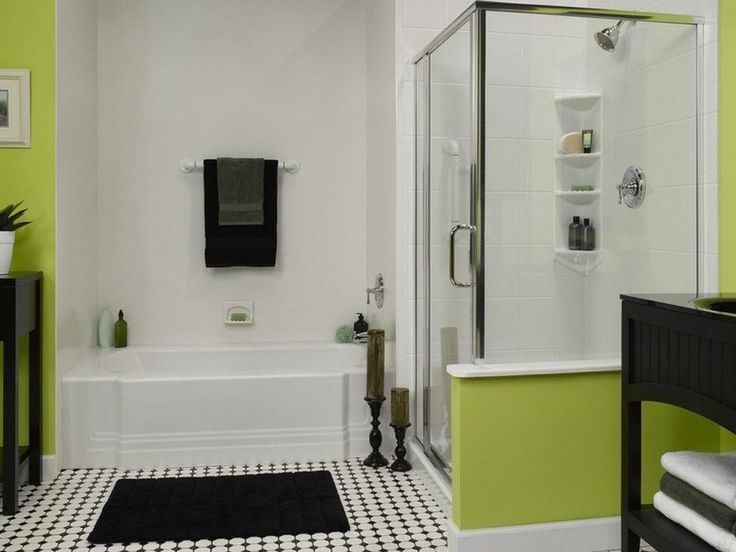 25 best ideas about waterproof bathroom wall panels on for Bathroom remodel 8x10