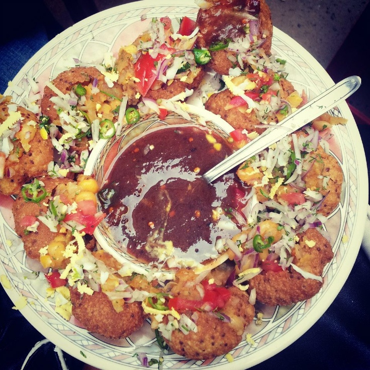 how to make fuchka at home