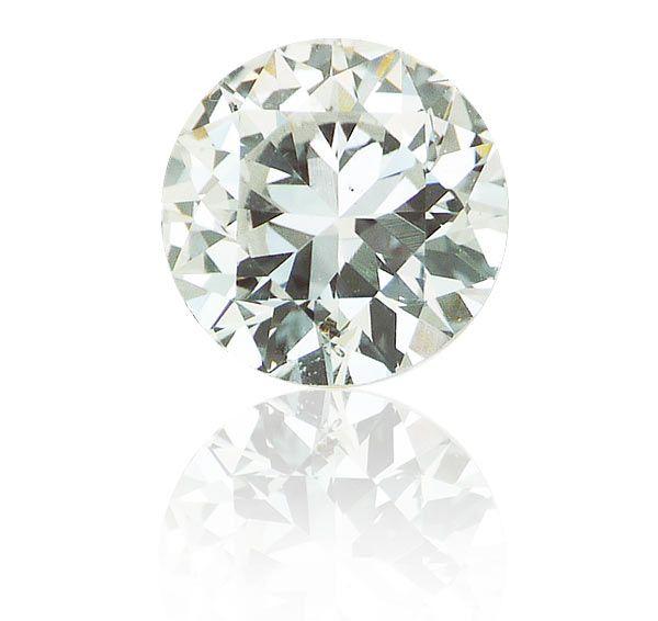 THE GIRRRRLS BEST FRIEND - DIAMANTEN 0,544ct Diamant Brillant P1, W #vintage #diamanten #schmuckboerse