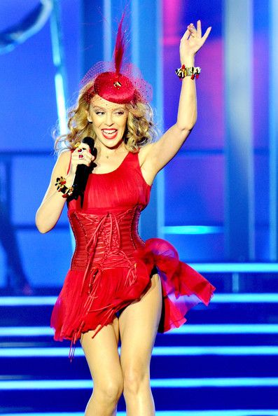 Kylie Minogue Photos: Kylie Minogue Performs in Liverpool