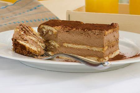 Μπαβαρουάζ σοκολάτας - Συνταγές | γλυκές ιστορίες