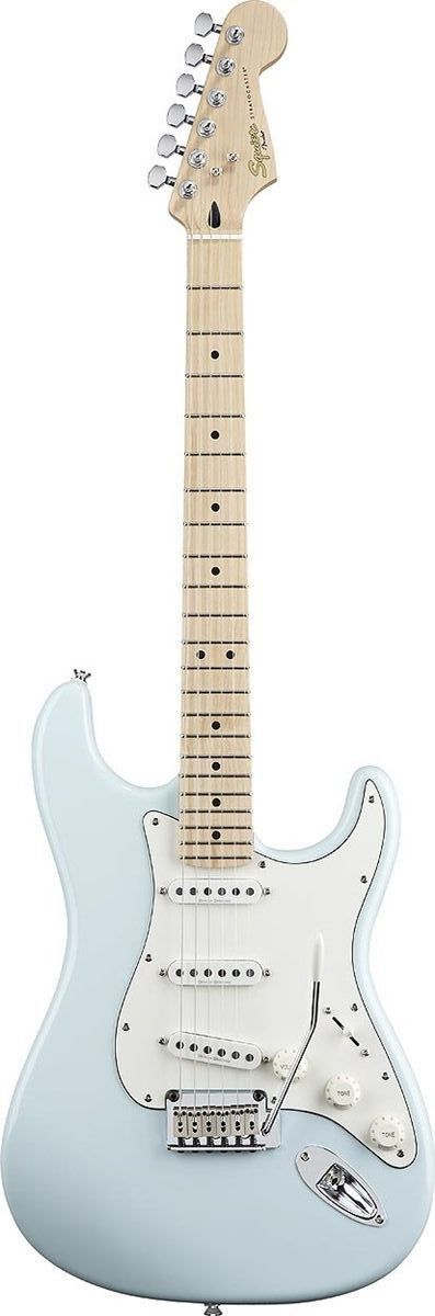 Squier Deluxe Stratocaster Electric Guitar