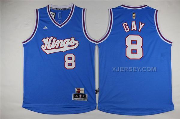 http://www.xjersey.com/kings-8-rudy-gay-light-blue-swingman-jersey.html Only$34.00 #KINGS 8 RUDY GAY LIGHT BLUE SWINGMAN JERSEY Free Shipping!