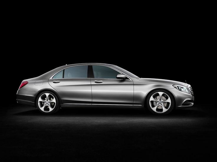 2014 Mercedes Benz S Class Side View