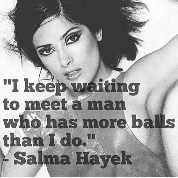 Selma Hayek