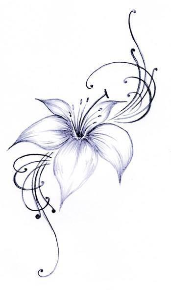 """Résultat de recherche d'images pour """"tattoo lilie"""""""