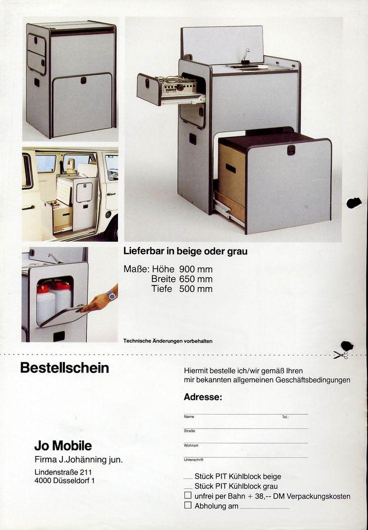 Mobiles Kuchenblock