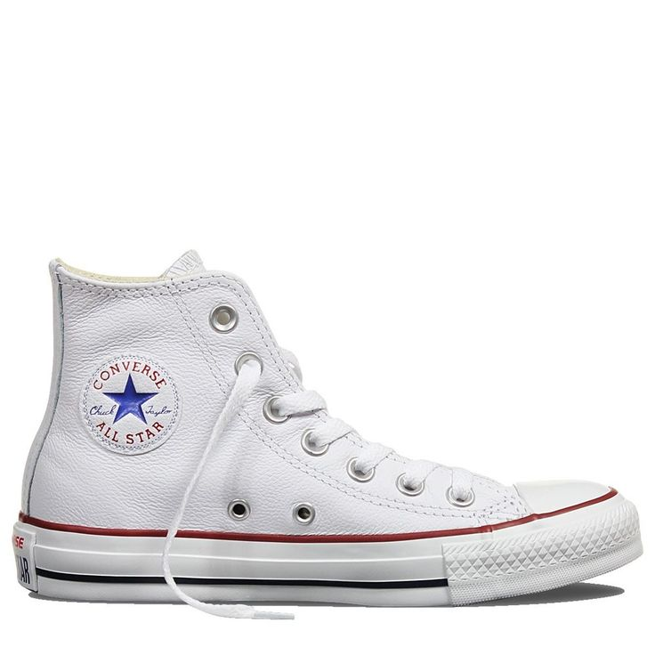Zapatillas/Sneakers/Unisex Converse All Star CT HI White 132169C