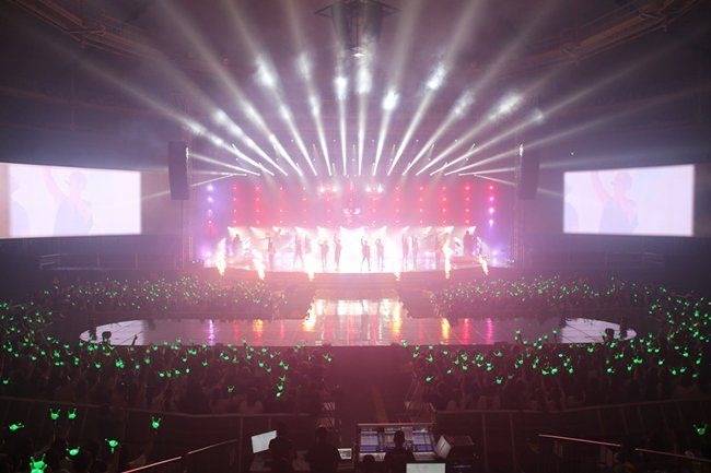 B.A.Pは7日、オリンピック公園SKハンドボール競技場で「BAP LIVE ON EARTH 2016 WORLD TOUR FINALE TRUE AWAKE!!