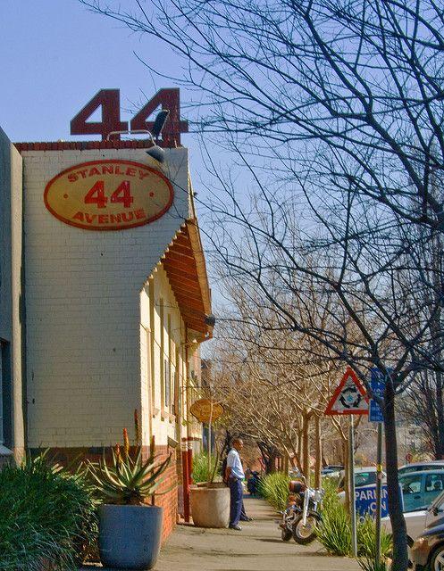 44 Stanley - great little spot in Johannesburg