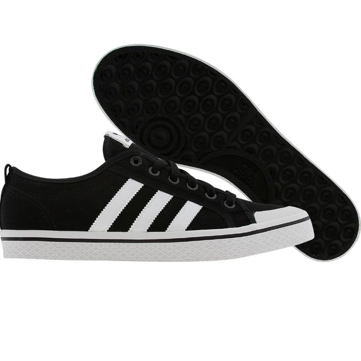 Adidas Womens Honey Stripes Low (black1 / white / black1) G43669 - $51.99 |  Women | Pinterest | Adidas, Stripes and Honey