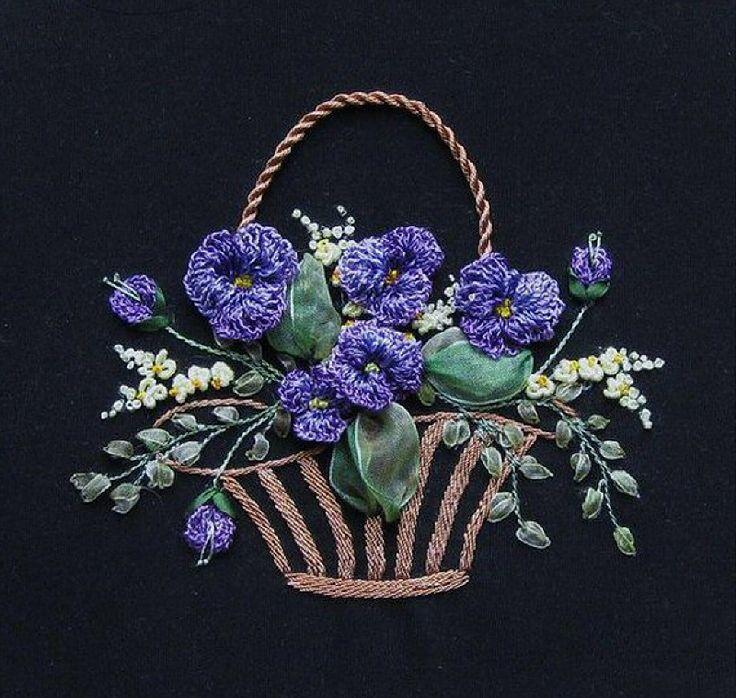 I ❤ brazilian embroidery and stumpwork . . . ~From DiVan Niekerk, dancingneedles.com