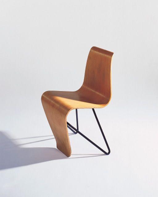 bellevue chair by andre bloc designer